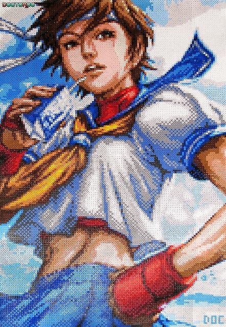 Sakura (Street Fighter Alpha)