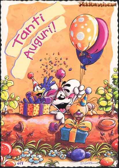 Auguri di buon compleanno tanti auguri 10 handpicked for Tanti auguri a te suoneria per cellulari