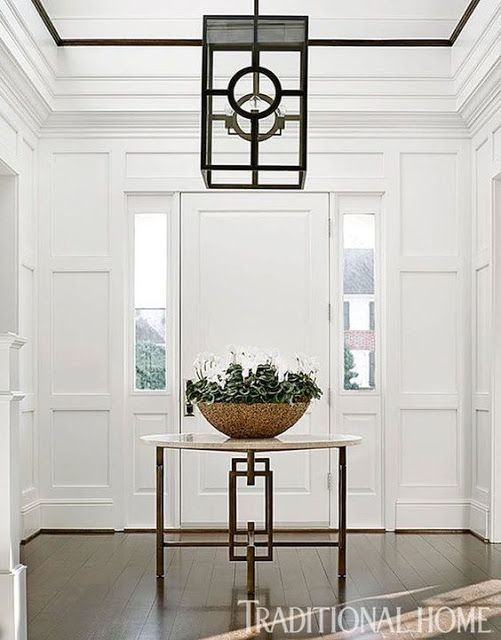 Good Life of Design: New Home's Entry Hall Update!!