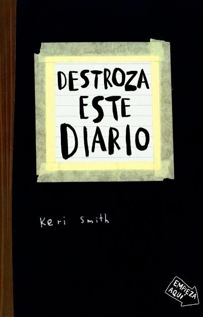 Destroza este diario - Keri Smith - Fnac 9'95€