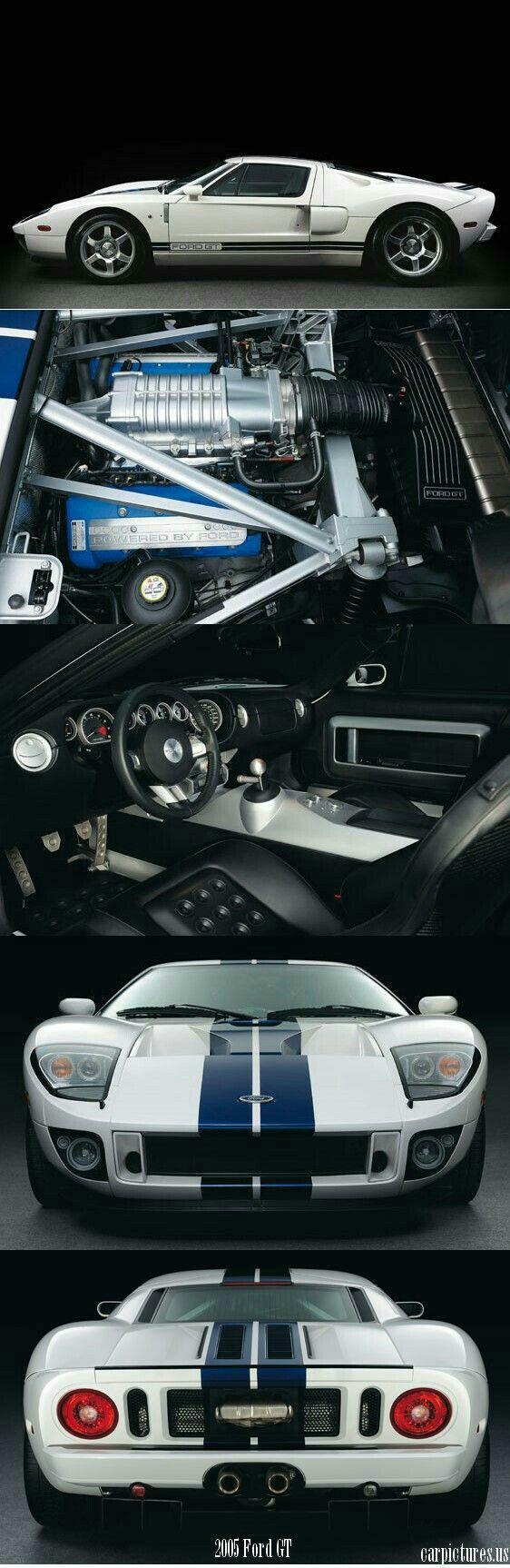 Ford GT holy cow batman!