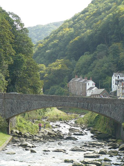 Lynmouth, Devon, England Beautiful part of the country xx
