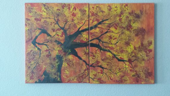 https://www.etsy.com/listing/208999542/fall-tree-2-16x20-canvases-acrylic