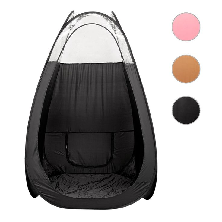 Salon Supply Store Portable Spray Tan Tent Hate having to jump in the car and drive all the way to your nearest tanning salon? Whether you're looking to save money, interested in learning how to do yo