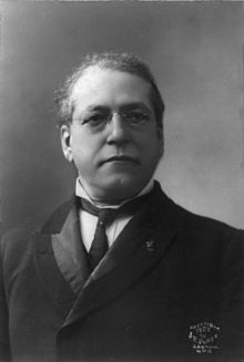 Samuel Gompers was an American labor leader and first president of the American Federation of Labor (AFL). He promoted harmony among the different craft unions that comprised the AFL, trying to minimize jurisdictional battles. Thorough organization and collective bargaining he worked to secure shorter hours and higher wages, the first essential steps to emancipating labor.
