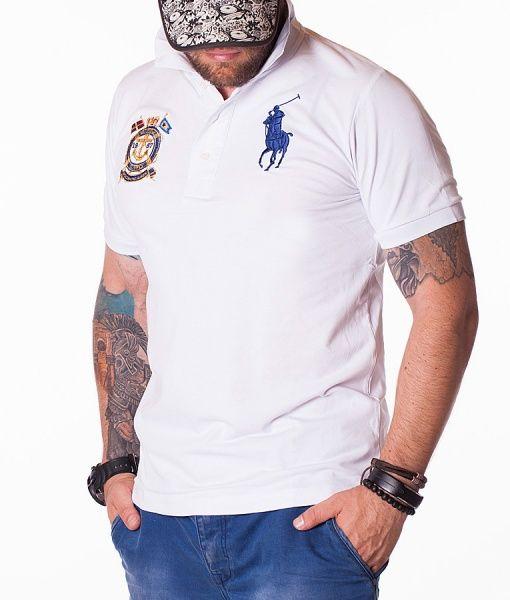 Ralph Lauren Tricouri Polo - Classic tricou polo alb