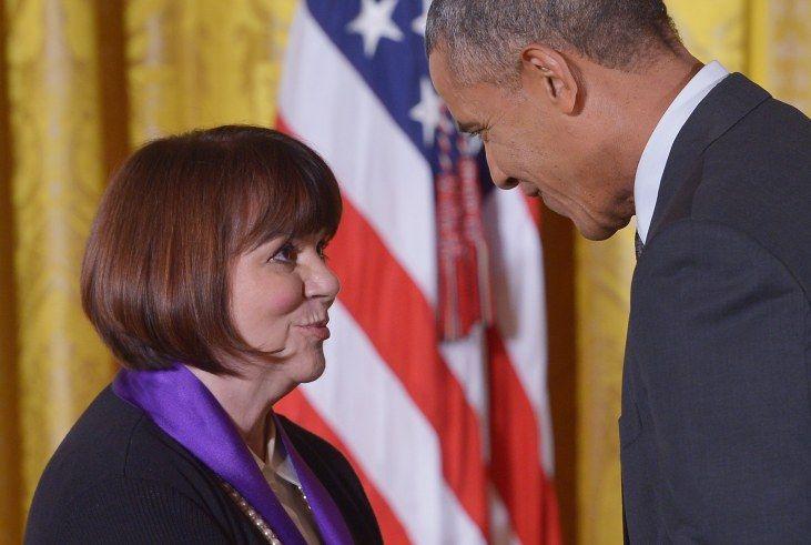 """Linda Ronstadt: """"Grace and Dignity"""" 