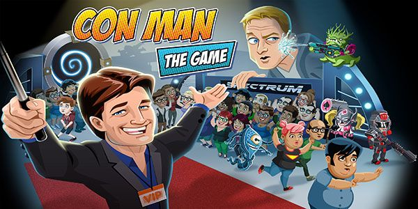Con Man The Game Hack Cheat Online Cash, Comix  Con Man The Game Hack Cheat Online Generator Cash and Comix Unlimited Use this Con Man The Game Hack Online Cheat and watch how the game experience changes before your eyes. This game is a lot of fun as you get to be a comic book convention manager. Work with Alan Tudyk, Nathan Fillion and the... http://cheatsonlinegames.com/con-man-the-game-hack/