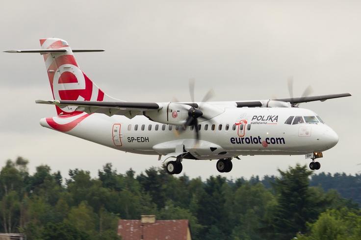 #airport #gdansk #Eurolot; photo: Adam Myszkowski
