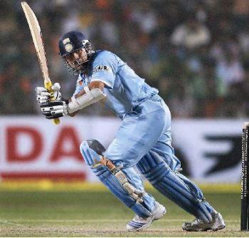 Sachin Tendulkar  -The greatest Batsman after Bradman!