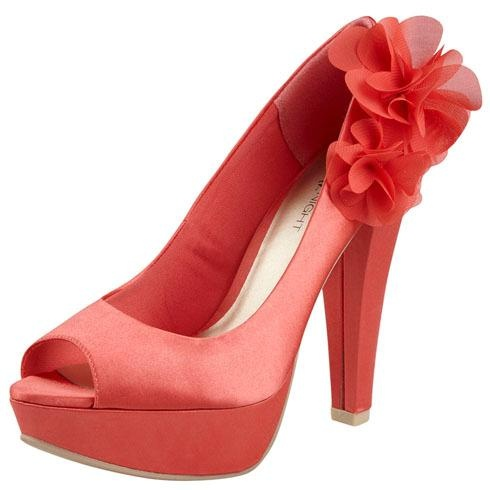 Shoes: Style Shoes, Color, Choo Shoes, Trendy Shoes, Bridesmaid Shoes, Coral Shoes, New Shoes, Shoes Shoes, Maids Shoes