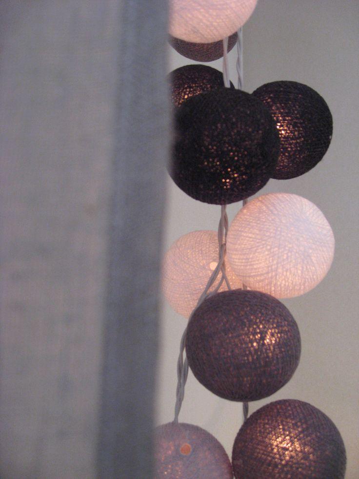 happy lights, ball decor light