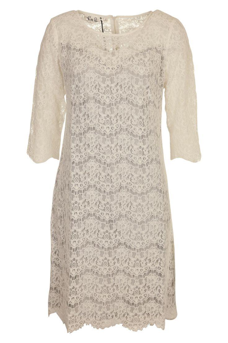 Silk Diva Lace Silk Lines Dress - Womens Knee Length Dresses at Birdsnest Women's Clothing - birdsnest.com.au $175
