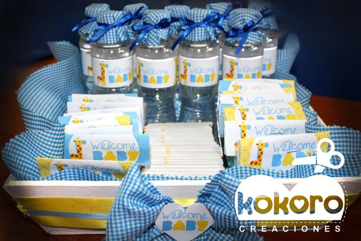 KIT DE HOSPITAL - BEBÉ www.facebook.com/kokorocreaciones