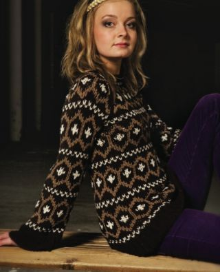The Island Wool Company- Faroese By Design - Nordic By Nature - Sailor's Jumper