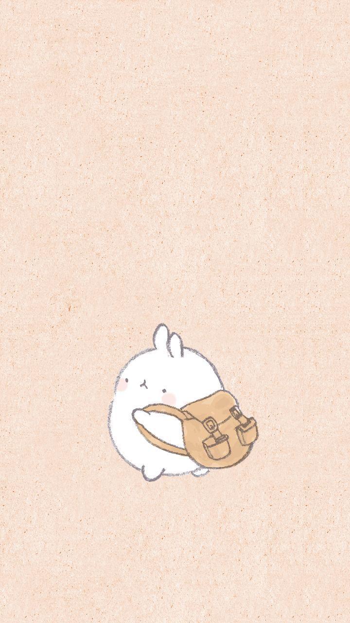 Reisen Molrang 720 1280 Hintergrund Smartphone Hintergrund Molrang Hintergrund Naver Blog In 2020 Cute Wallpapers Cute Cartoon Wallpapers Molang Wallpaper