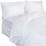 House & Home Woollahra King Quilt Cover Set  This white Woollahra King Quilt Cover Set from House & Home fits a standard king size bed. The set includes 1 quilt cover and 2 pillowcases made from 300 thread count machine-washable cotton. $ 29.00 Save $ 60.00