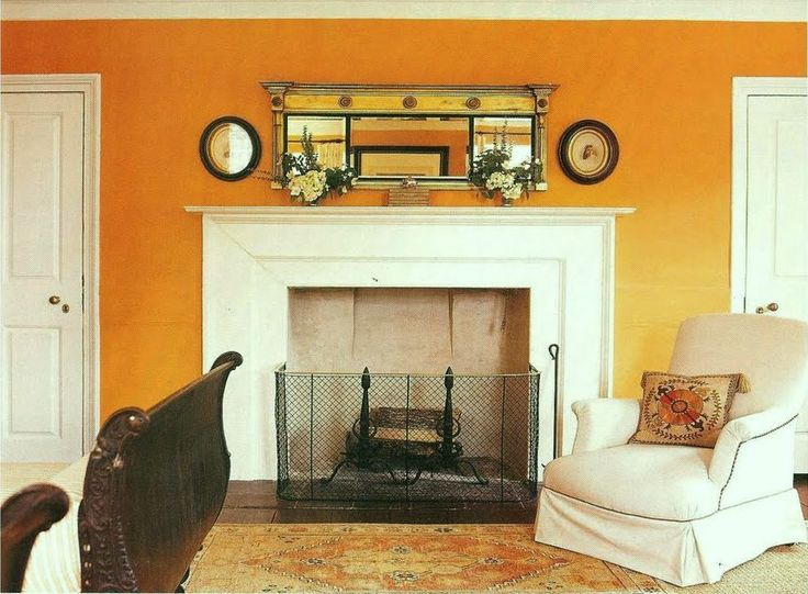 Best 25 Orange wall paints ideas on Pinterest Painted wall art