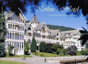 Kvikne's hotel - Eventyrslottet ved Sognefjorden av Hans Martin Underdal (ISBN: 8279590269, 9788279590262)