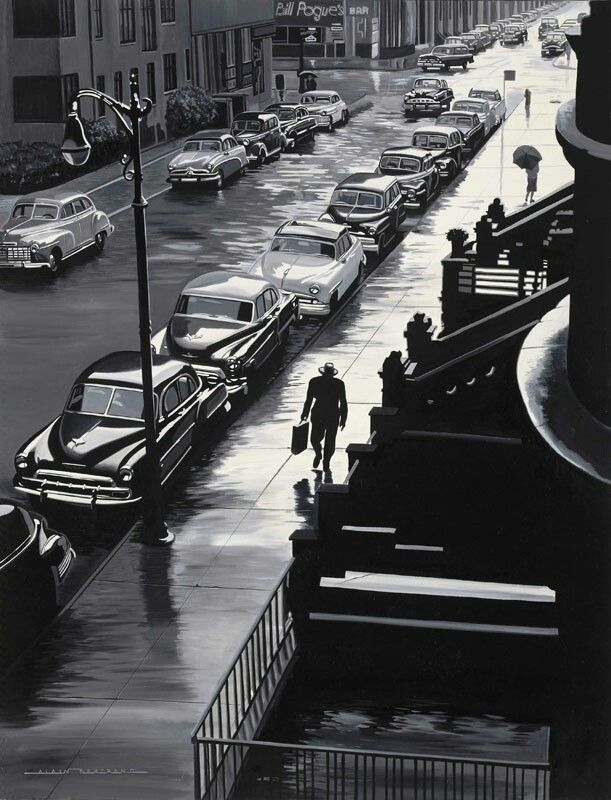 Alain Bertrand peintre