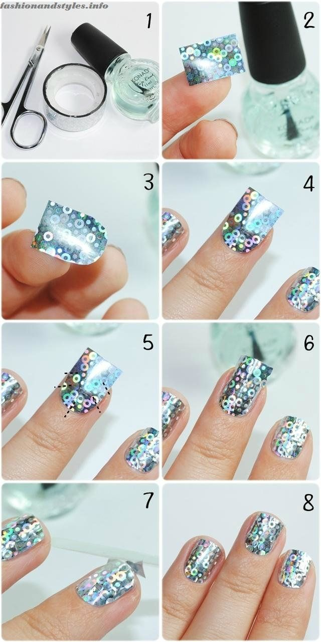 43 best nail art stickers images on pinterest style change 3 easy diy nail art stickers prinsesfo Gallery