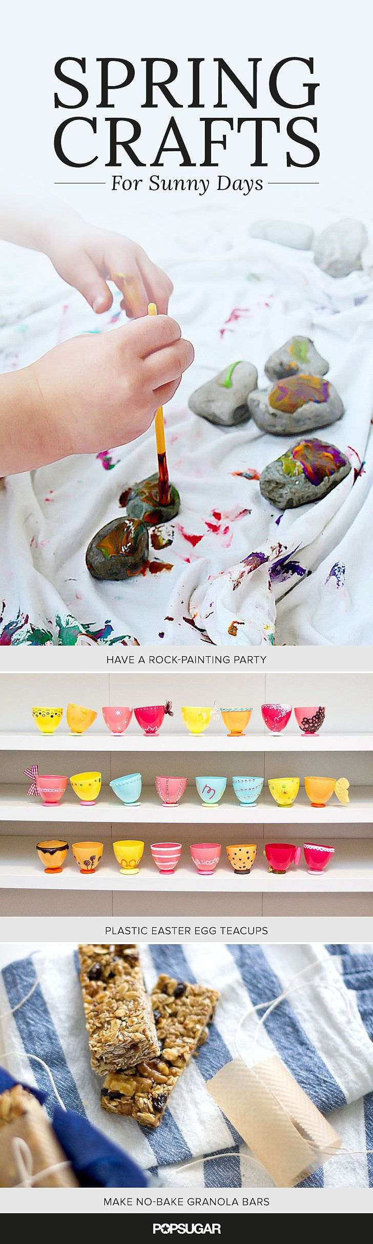 21 Creative Spring Crafts For Sunny Days