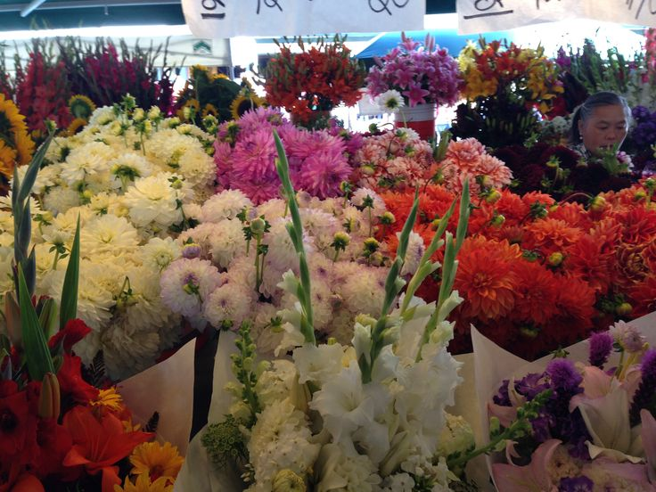 1325 best Beautiful Florals images on Pinterest Pike place