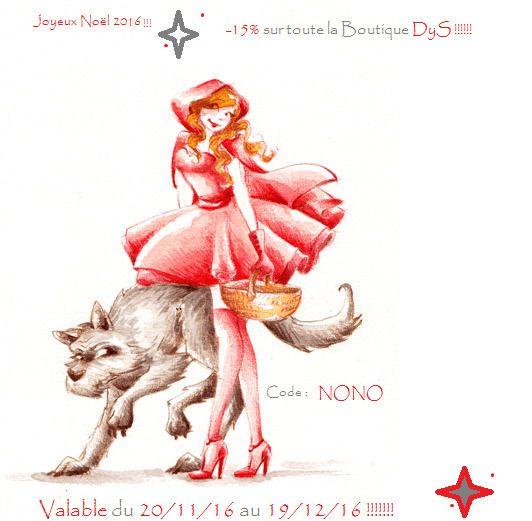 Chez DyS : Noël -15 % Profitez-en !!!!! : Collier par dys