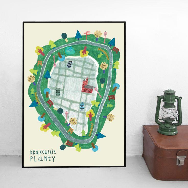 Planty to park miejski w Krakowie otaczający Stare Miasto. Jego powierzchnia wynosi ok 21ha, a sam park został założony prawie 200 lat temu. To niezwykle charakterystyczne założenie stało się miejscem spacerów, spotkań towarzyskich a nawet niejednej uroczystości. Na jego terenie znajduje się wiele historycznych obiektów i całkiem pokaźna kolejcka pomników.