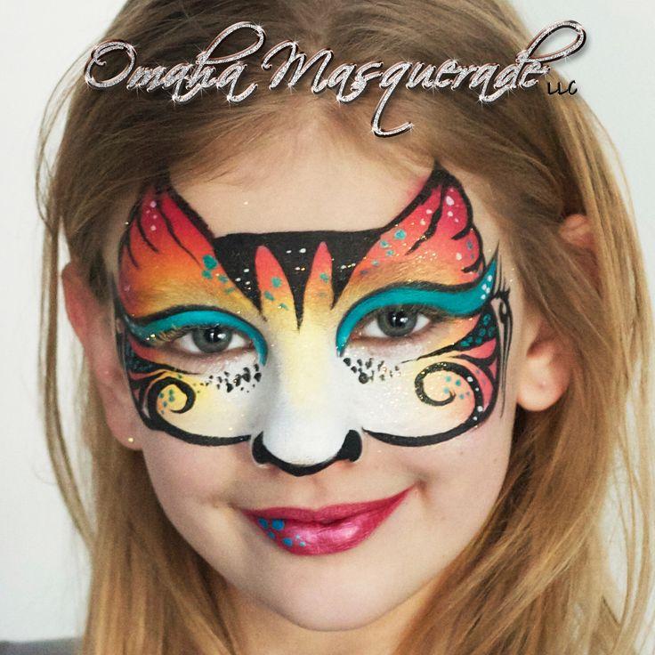 203 besten masken schminken bilder auf pinterest karneval basteln mit kindern und enten kost me. Black Bedroom Furniture Sets. Home Design Ideas