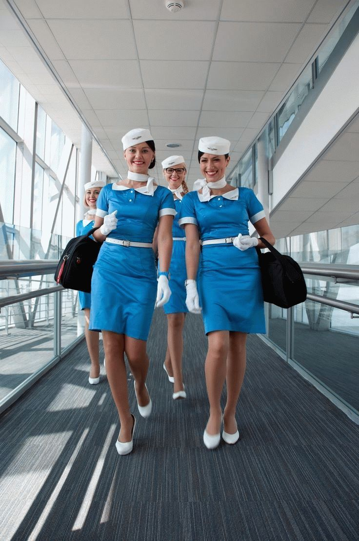 from Finley pilot dating stewardess