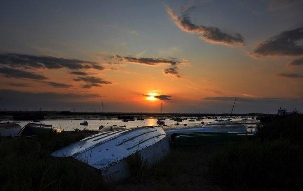 Mersea Island UK