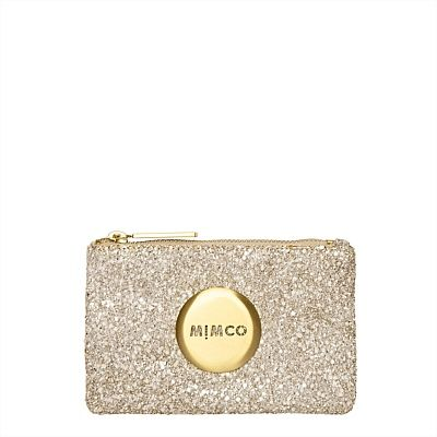 Mimco Tiny Sparks Pouch - it would be great if there was a clutch size one.