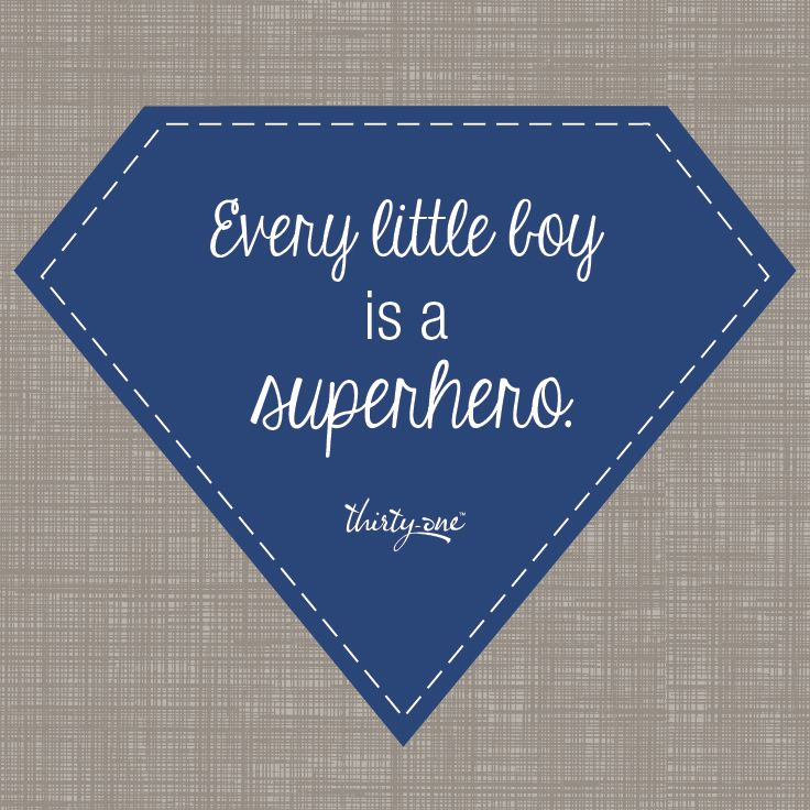 So true!  For all my friends/family who have little boys or are expecting little boys