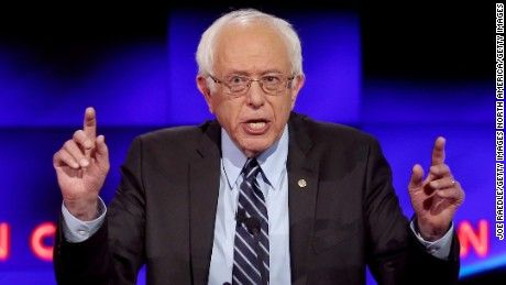 Democratic presidential candidate Bernie Sanders was the Chairman of the U.S. Senate Committee on Veterans Affairs during the VA scandal. CNN's Drew Griffin reports.