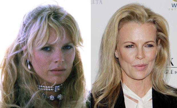 KIM BASINGER What These 80s Mega Stars Look Like Now Will Shock You