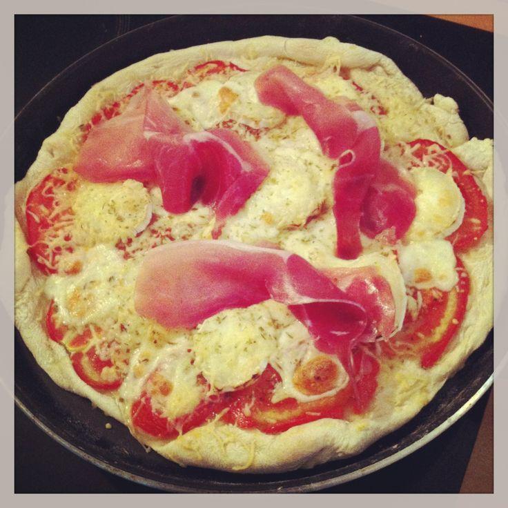 recette pâte à pizza kitchenaid
