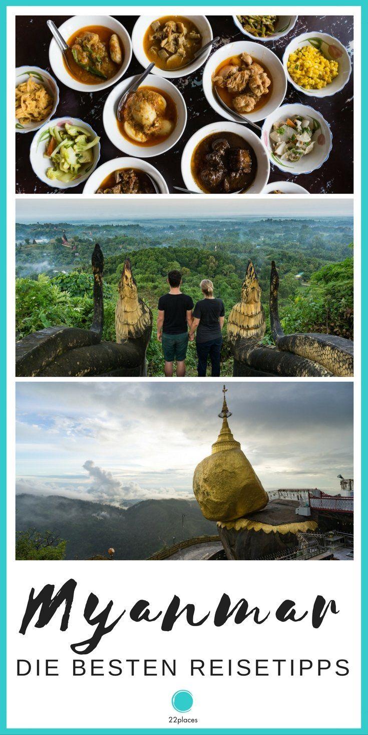 In diesem Artikel haben wir alle Infos für deine Myanmar-Reise zusammengestellt. Die besten Tipps und alles, was du über deinen Trip nach Myanmar wissen musst.