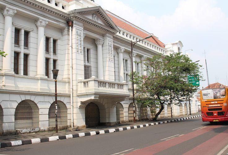Museum Bank Mandiri #Kotatua #Jakarta #Indonesia