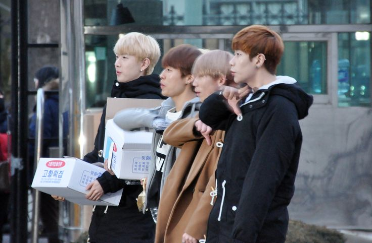 160205 Road Boyz arriving at Music Bank by KpopMap #musicbank, #kpopmap, #kpop, #roadboyz, #kpopmap_roadboyz, #kpopmap_160205