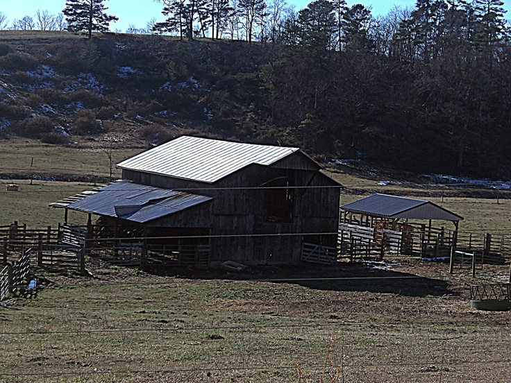 blue ridge barn