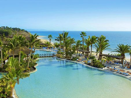 Club Jandia Princess  Playa de Esquinzo, Fuerteventura, Kanarische Inseln
