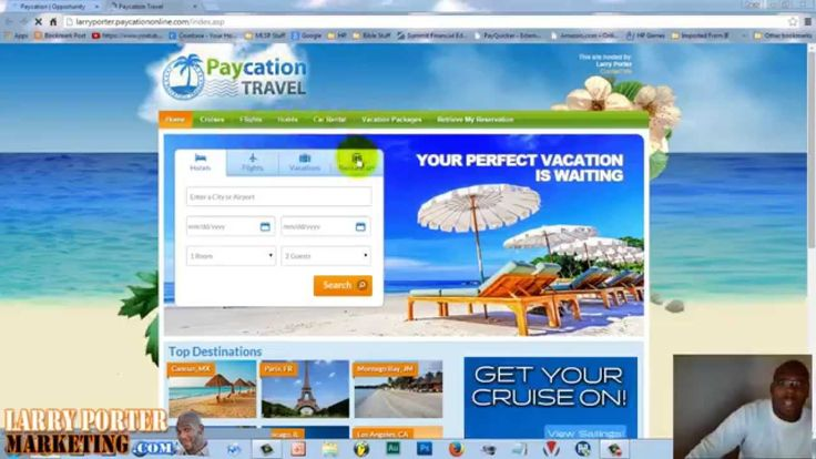 Paycation Travel Reviews | Why I became a Agent for Paycation