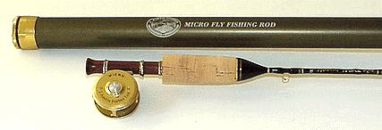 Micro Fly Fishing Rods and Reels, Fishing, Fly Fishing, Mini Fly Rods and Reels