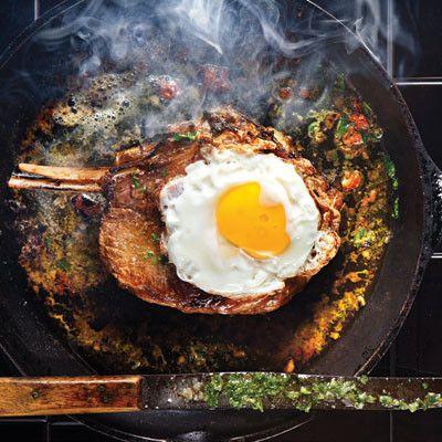 Taste Mag | Sunny-side steak @ http://taste.co.za/recipes/sunny-side-steak/