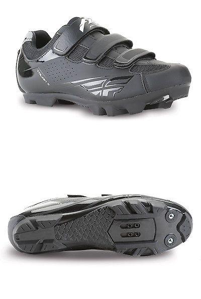 Youth 158988: Fly Talon 2 Spd Clipless Bmx Shoe Black Sz 32 Youth 13 -> BUY IT NOW ONLY: $79.95 on eBay!