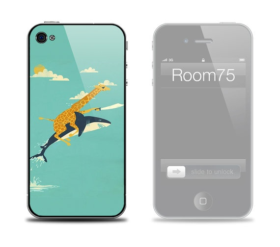 Funny Iphone Wallpapers: Funny Pirates Iphone 4/4s/5 Galaxy S3 Skin And Wallpaper