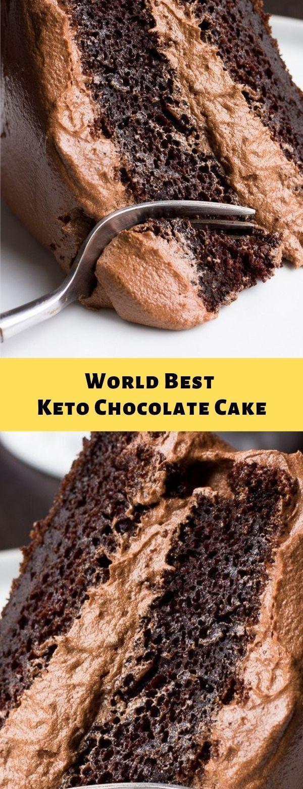 World Best Keto Chocolate Cake #cake #keto