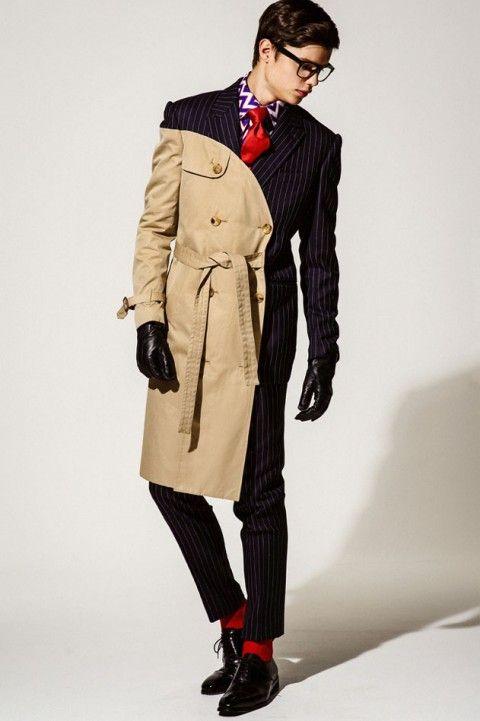 Ichiro Suzuki - The Devil's Cloth Menswear Collection