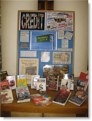 images about School House Ideas on Pinterest   Leopard print     School Picture Display Ideas   Library Display and the Return of the Economic Naturalist